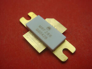 1-MRF286-Motorola-Power-Mosfet-N-Channel-RF-Transistor