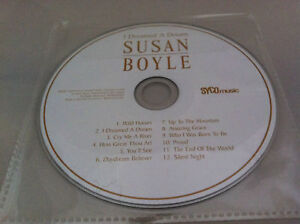 Susan-Boyle-I-Dreamed-A-Dream-CD-2009-DISC-ONLY