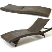 Wicker Outdoor Lounge Chairs