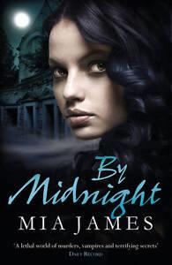 By Midnight (Ravenwood), New, James, Mia Book
