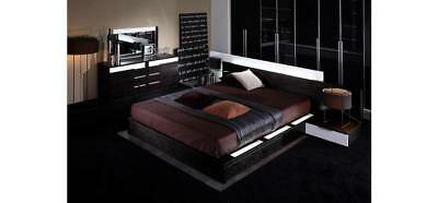 Gamma California King Air-Storage 3 Pce Bedroom Set