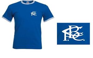 NEW Birmingham City Retro BCFC Football Club T-Shirt (XL)