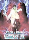 Rock 'n Roll Frankenstein (DVD, 2002, Unrated Version)