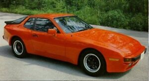 PORSCHE 924/944 BONNET GAS STRUTS