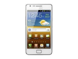 Samsung  Galaxy S II - 16GB - White Smar...
