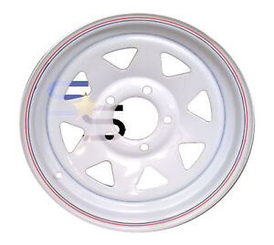 BRAND-NEW-14-8-SPOKE-FORD-WHITE-SUNRAYSIA-STEEL-WHEEL