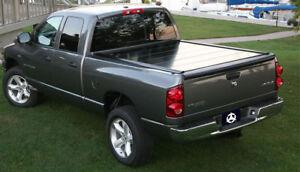 Peragon Retractable Aluminum Hard Truck Bed Tonneau Cover