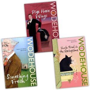 P-G-Wodehouse-Collection-3-Books-Set-Blandings-Novel