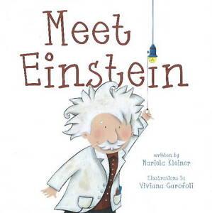 Meet Einstein by Mariela Kleiner (Hardback, 2011)