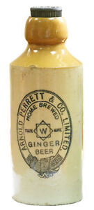 Original Stone Ginger Beer Bottle