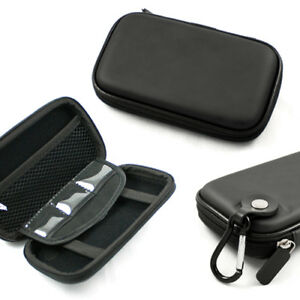 Black-Carrying-Hard-Pouch-Case-Cover-for-Garmin-Nuvi-2350-2350LMT-465T-465LMT