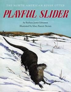 New, Playful Slider: The North American River Otter (Fesler-Lampert Minnesota He