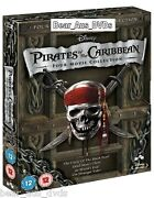 Pirates of The Caribbean DVD Box Set