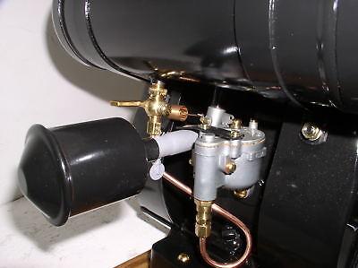 Vintage Briggs Stratton Model Fi Fg Fhi Gas Engine Choke Tube Air