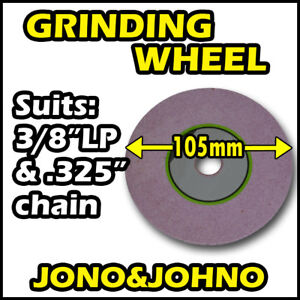 Grinding Wheel Disc for Chainsaw Sharpener Grinder