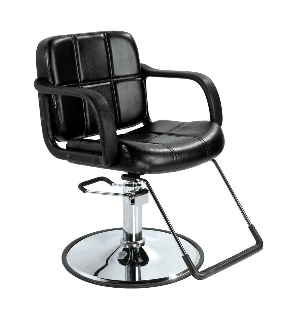 BestSalon Hydraulic Barber Chair Styling Salon Beauty Equ...