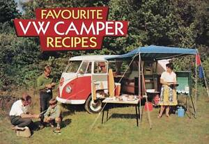 Very-Good-Favourite-VW-Camper-Recipes-Favourite-Recipes-Bill-Boo-Book