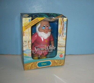 1992 Mattel Disney Snow White & Seven Dwarfs doc