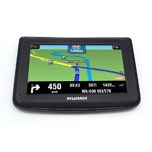 Sylvania-4-3-Inch-GPS-Automotive-Navigation-System-with-Canada-US-Maps