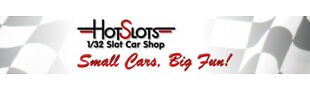 Hotslots 1/32 Slot Car Shop