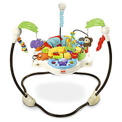 FISHER PRICE LUV U ZOO BABY JUMPEROO BRAND NEW IN BOX V0206