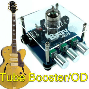Bravo-Audio-Tube-Booster-Overdriven-guitar-effect