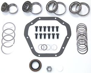 DANA 44 (30 spline) Ring and Pinion Installation Master Bearing Kit 1967- 2006