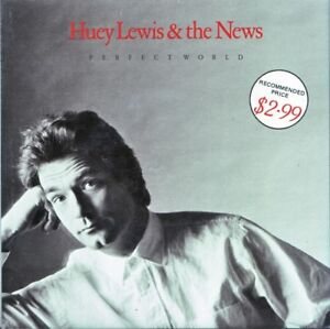 Huey-Lewis-the-News-Australian-yellow-vinyl-45-record