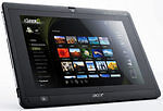 Acer ICONIA W500-C52G03iss 32GB, Wi-Fi, 10.1in - Black