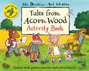 Tales-from-Acorn-Wood-Activity-Book-by-Julia-Donaldson-Paperback-2009