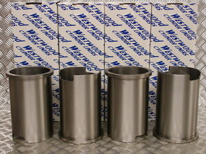 Coventry Climax FWB FWE Cylinder Liners Oversize -NEW-