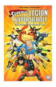 Supergirl-Legion-Super-Heroes-Quest-for-Cosmic-Boy-1-TPB-DC-2008-VF-NM-31-36