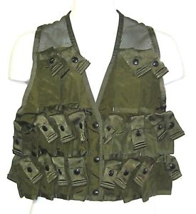 UNISSUED-ARMY-GRENADE-AMMUNITION-CARRYING-VEST-SMALL