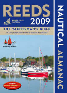 Reeds Nautical Almanac 2009, Neville Featherstone, Andy Du Port, New Book