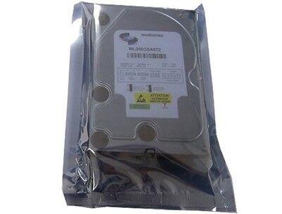 200gb 8mb Buffer 7200rpm 3.5 Sata Hard Drive -new 1yr