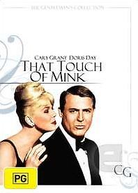 That-Touch-Of-Mink-DVD-Sealed-Cary-Grant-Doris-Day-New-Free-Local-Shipping