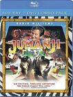 Jumanji (Blu-ray/DVD, 2011, 2-Disc Set, Canadian; French)