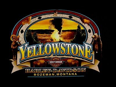 Yellowstone Harley-Davidson Montana | eBay Stores