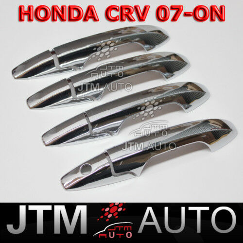 HONDA CRV CHROME DOOR HANDLE COVER 2007-2012