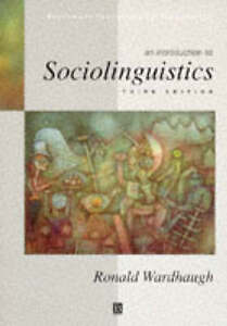 An Introduction to Sociolinguistics by R...
