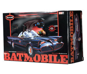 AMT Polar Lights 1/25 Batmobile 1966 Batman Snap Kit