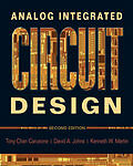 Analog Integrated Circuit Design 2Ed Isv - Dublin, United Kingdom - Analog Integrated Circuit Design 2Ed Isv - Dublin, United Kingdom