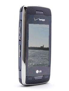 LG-VX10000-Titanium-Verizon-Cellular-Phone-CLEAN-ESN-USED-PHONE-B