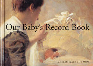 Our baby's Record Book (Record Books),Various,New Book mon0000066915
