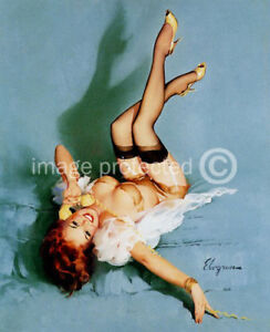 The-Right-Number-Gil-Elvgren-Pinup-Girl-Vintage-Poster