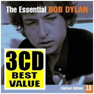BOB DYLAN The Essential 3.0 TRIPLE CD Best Of BRAND NEW