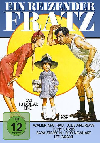 DVD Ein Reizender Fratz Mit Julie Andrews und Walter Matthau