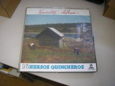LP Ethno Los Huasos Quincheros Tonadita Chilena ODEON