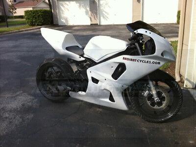 1998 98 Suzuki Gsxr 600 Moto Gp Stubby Race Exhaust
