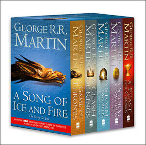 A Game of Thrones: The Story Continues: ...